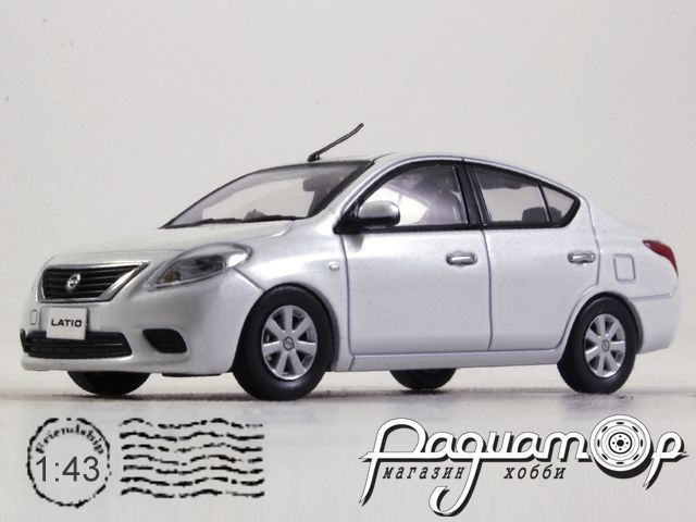 Nissan Latio (2011) 77002WH