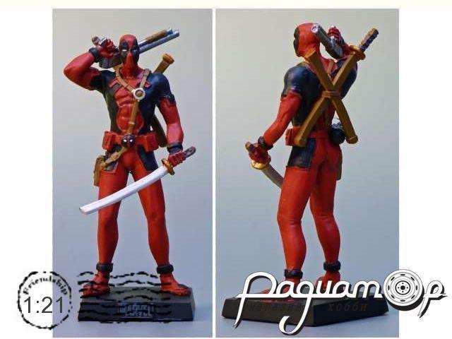 Фигурка Deadpool MK033