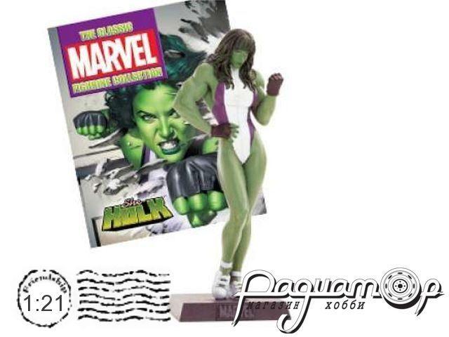 Фигурка She Hulk MK015