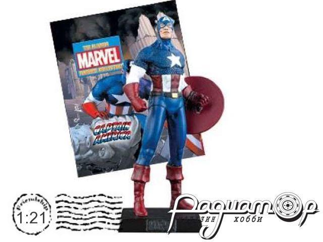 Фигурка Captain America MK008
