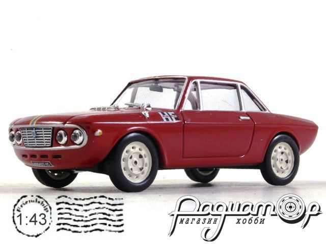 Lancia Fulvia Coupe Rallye 1.3 HF (1967) IT005 (I)