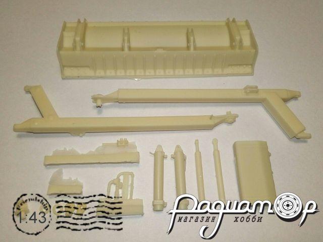 Набор для сборки Отвал гидравлический для Т-180 TR011