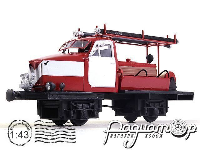 ГАЗ Дрезина (1960) 180803