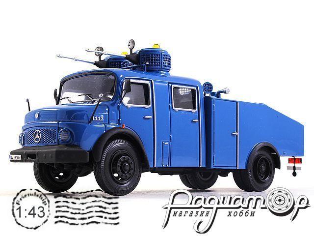 Mercedes-Benz 1113 Wasserwerfer Police (1967) 2-8-16-P