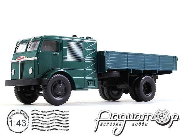 Паровой грузовой автомобиль НАМИ-012 (1949) TR1014