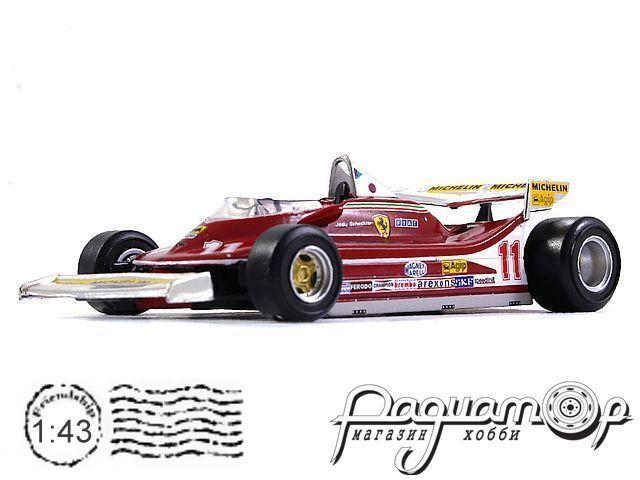 Ferrari 312 T4 №11 World Champion formula 1, Jody Scheckter (1979) 7174021