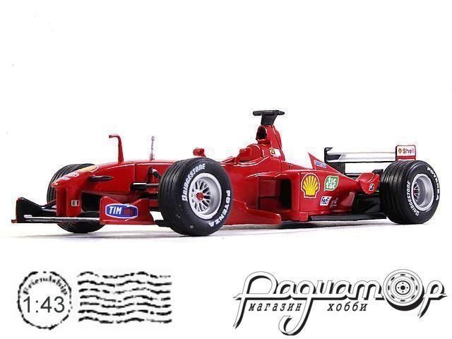 Ferrari F399 №4 formula 1, Eddie Irvine (1999) 7174024