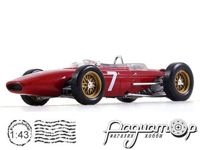 Ferrari 156 F1 №7 formula 1, John Surtees (1963) 7174023