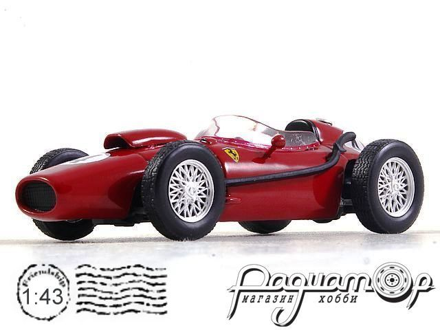 Ferrari F246 №4 World Champion formula 1, Mike Hawthrone (1958) 47121