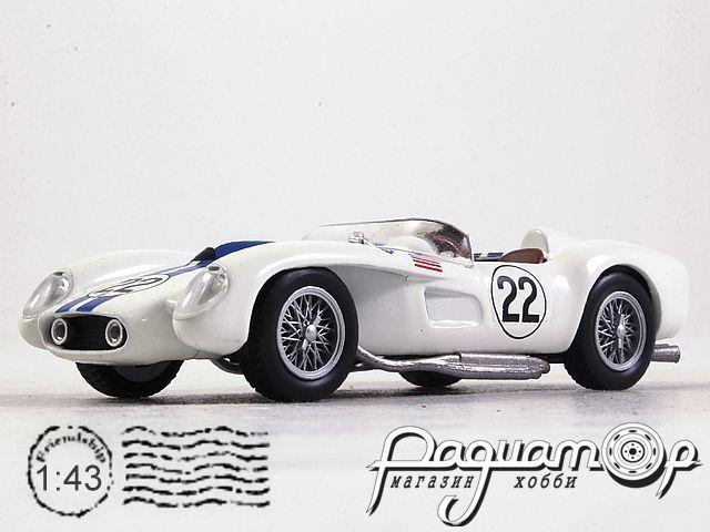 Ferrari 250TR №22 24h LeMans, Hugus, Erickson (1958) 47133