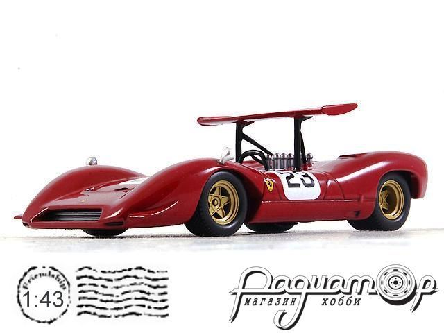 Ferrari 612 №23 CAN AM Series, Chris Amon (1968) 47120
