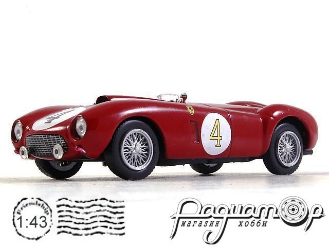 Ferrari 375 Plus №4 Winner 24h LeMans, Gonzalez, Trintignant (1954) 47143