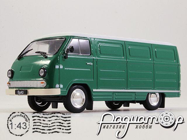 Автолегенды СССР и Соцстран №241, ЕрАЗ-762В (1979)