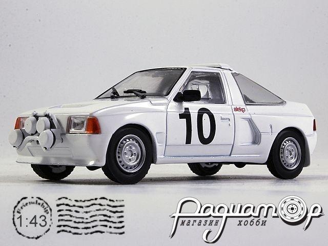 Автолегенды СССР и Соцстран №242, Москвич-141 КР (1988)