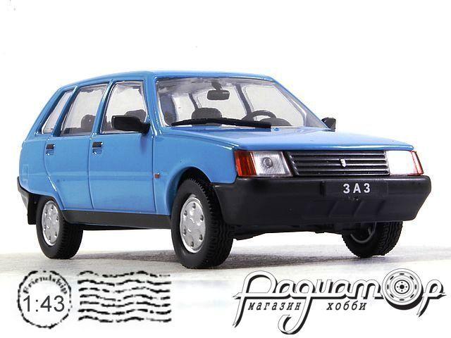 Автолегенды СССР и Соцстран №243, ЗАЗ-1105 «Дана» (1994)