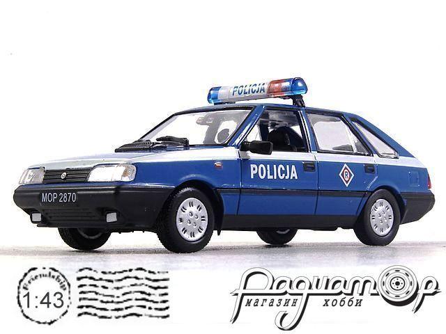 Kultowe Auta PRL-u Spec-Wydanie, FSO Polonez Caro Policia (1978)