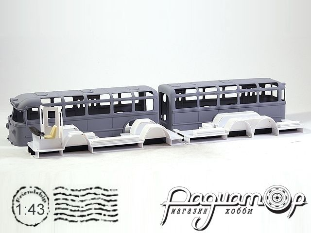 Сборная модель Троллейбус СВАРЗ ТС-1 (1959) 180810