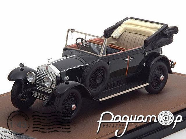 Rolls Royce 20HP Barker All Weather Cabriolet (открытый) (1923) GLM43204901
