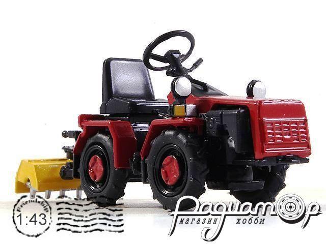 Тракторы №94, МТЗ-132 (Беларус 132) (1992)
