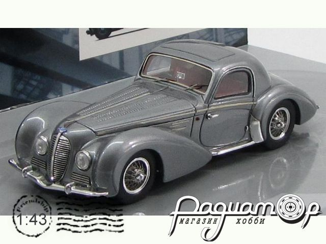 Delahaye Type 145 V-12 Coupe (1938) 437116120