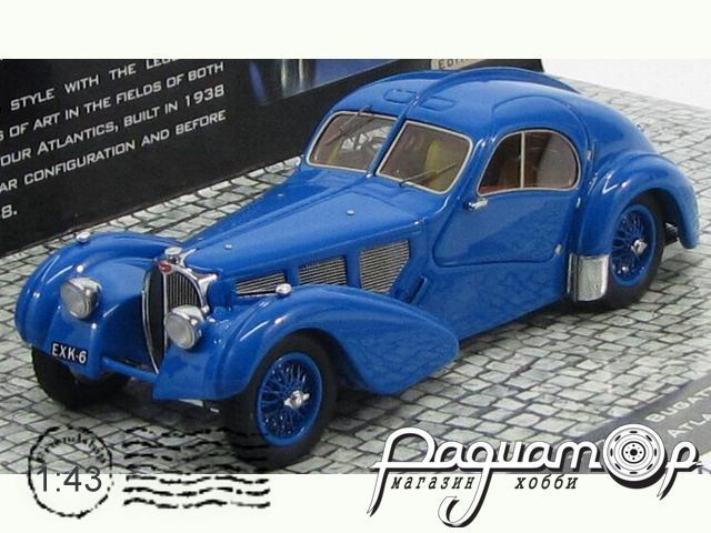 Bugatti Type 57C Atlantic (1938) 437110325