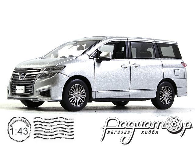 Nissan Elgrand Highway Star (2014) 03881BS