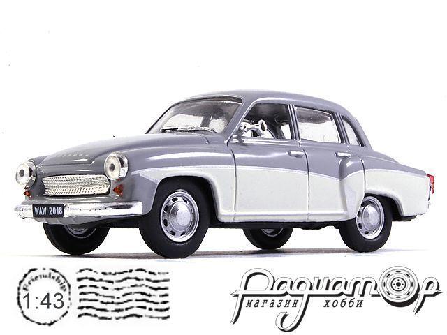 Regi Idok Legendas Autoi №1, Wartburg 312 Limuzin (1964)