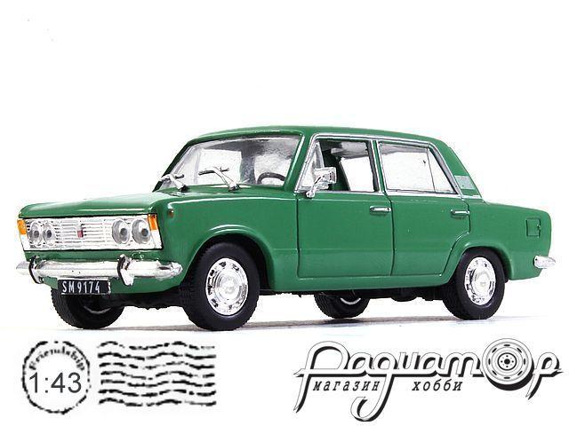 Regi Idok Legendas Autoi №4, Fiat 125p (1968)