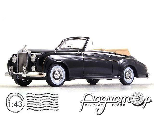 Rolls Royce Silver Cloud II Drophead Coupe (1961) 124369 (PL)