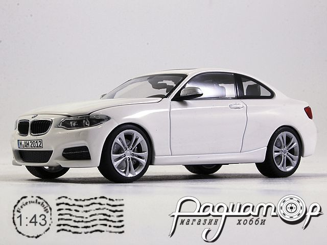 BMW 2er (F22) Coupe (2013) 2336869