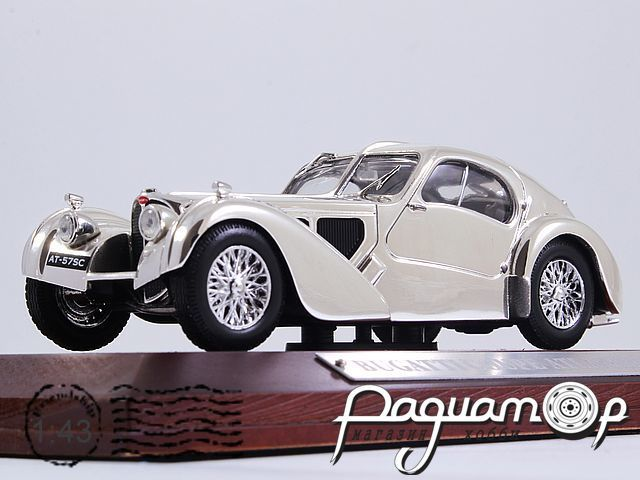 Bugatti Type 57Sc Coupe Atlantic (1938) 7687101 (I) 0218