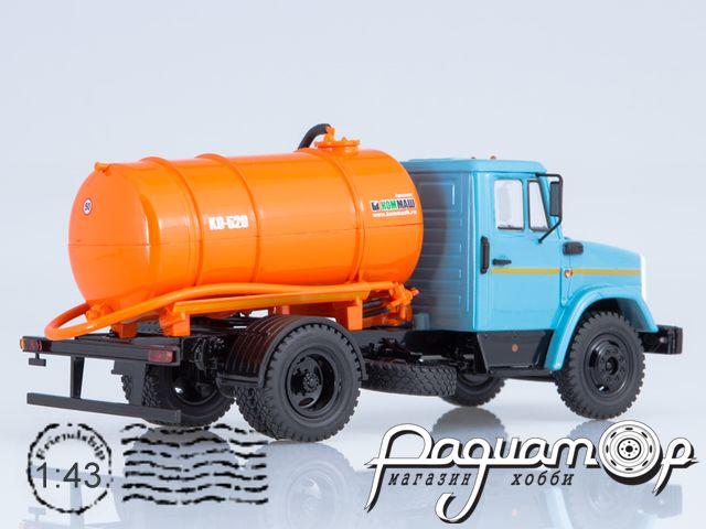Вакуумная машина КО-520 (4333) (1986) SSM1256
