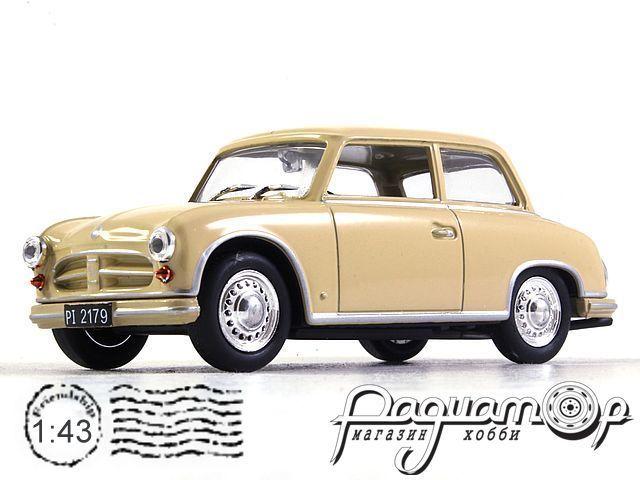 Kultowe Auta PRL-u №129, AWZ P70 Limousine (1955)