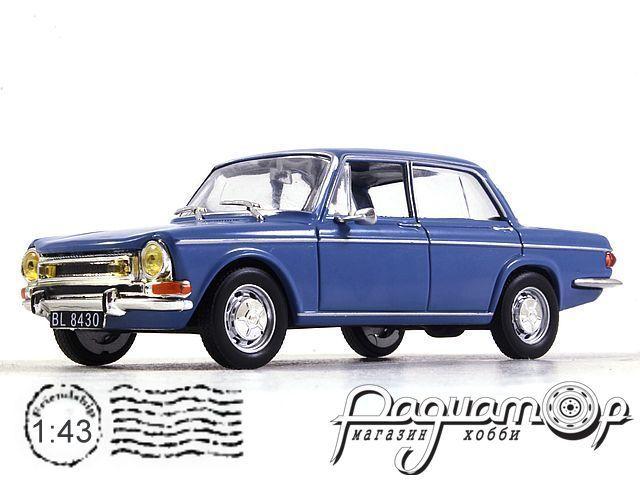 Kultowe Auta PRL-u №154, Simca 1301 (1963)