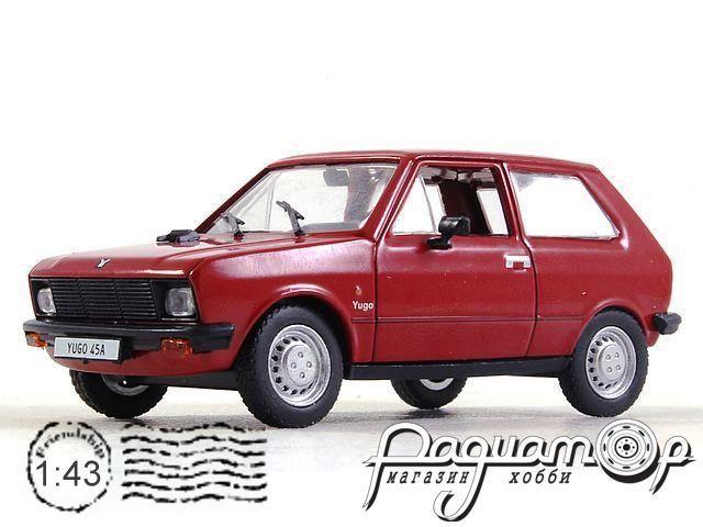 Legendarni Automobili №62, Yugo 45A (1980)