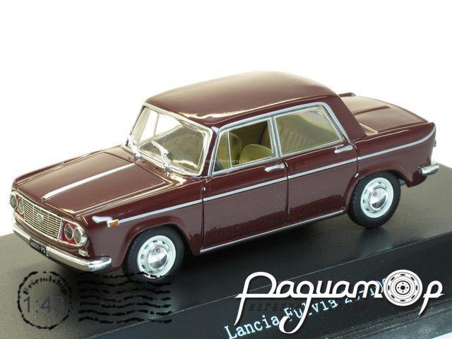Lancia Fulvia 2c (1964)