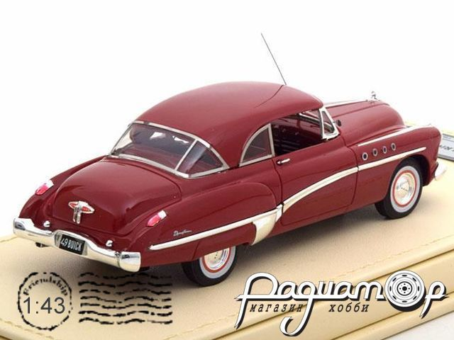 Buick Roadmaster Riviera Coupe (1949) TSMCE164313