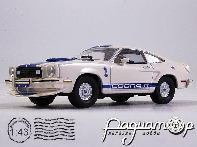 Ford Mustang Cobra II из к/ф
