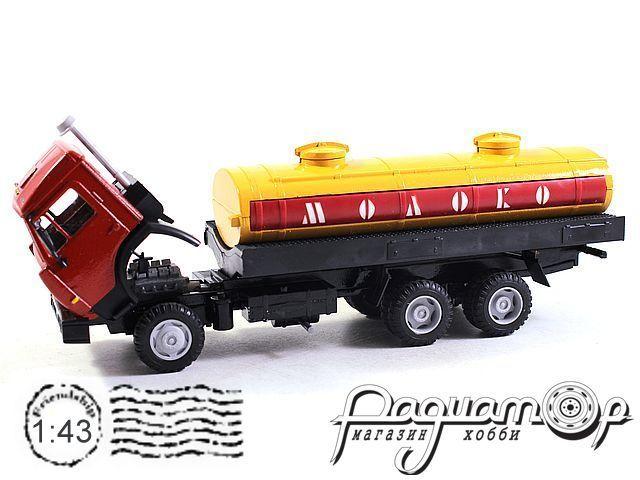 КамАЗ-53215 автоцистерна
