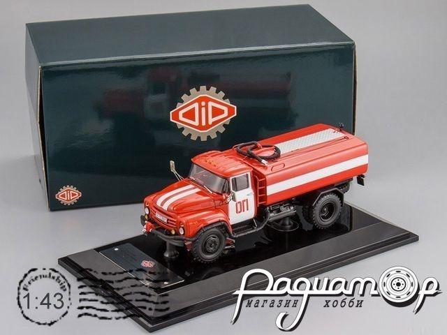 ЗИЛ КО-002 Пожарная Автоцистерная (1991) 113013