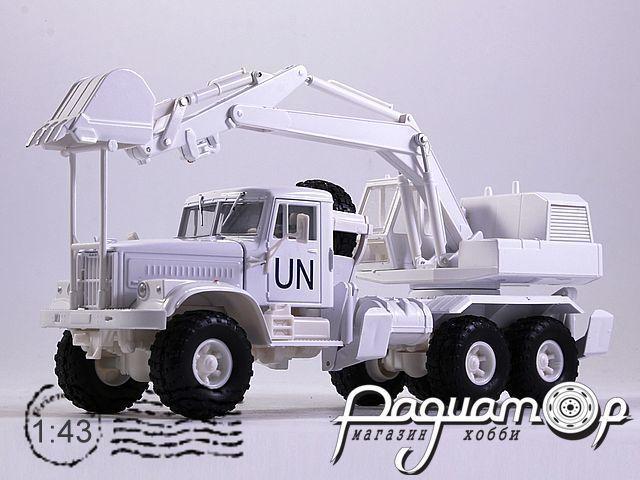 КрАЗ-255Б1 ЭОВ-4421 ООН (1967) H738
