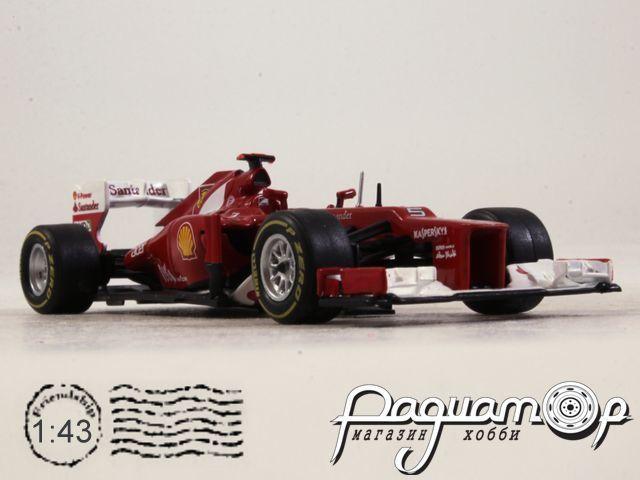 Ferrari F2012 №5 Formula 1, Fernando Alonso (2012) 7174016