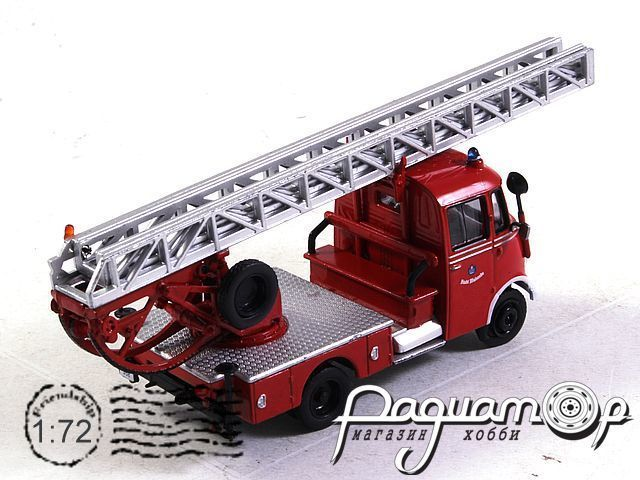 Mercedes Benz L319 fire Department with ladder year (1961) 4144107/7147002