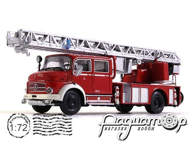 Mercedes-Benz L1519 fire Department with ladder (1974) 4144109