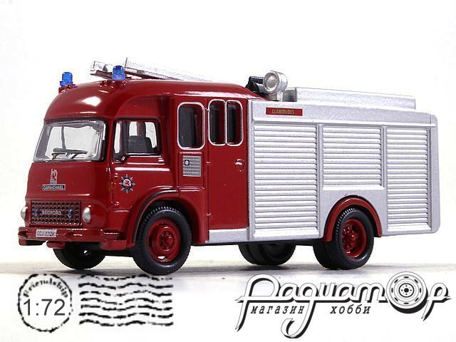 Bedford TK Fire Appliance fire Department year (1980) 4144112