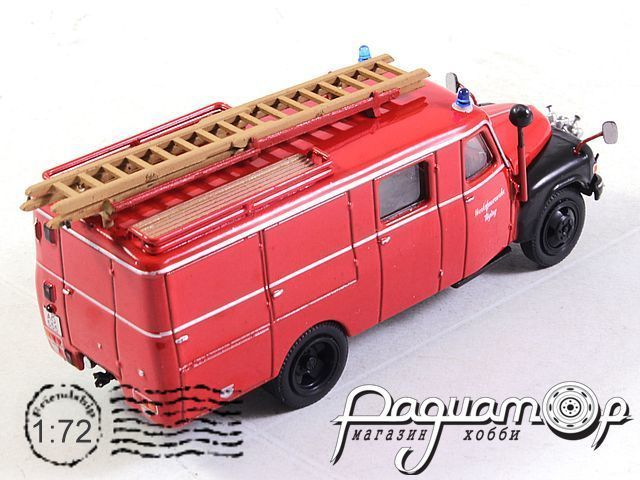 Hanomag L28 fire Department T?ging (1957) 7147006