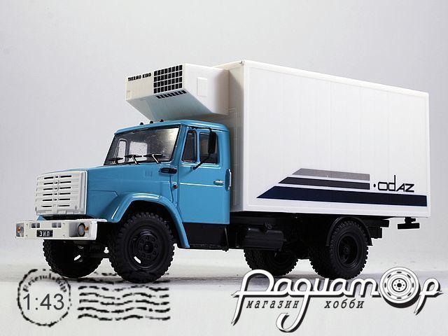 Автолегенды СССР Грузовики №36, ОдАЗ-47039 (ЗИЛ 4331) (1986)