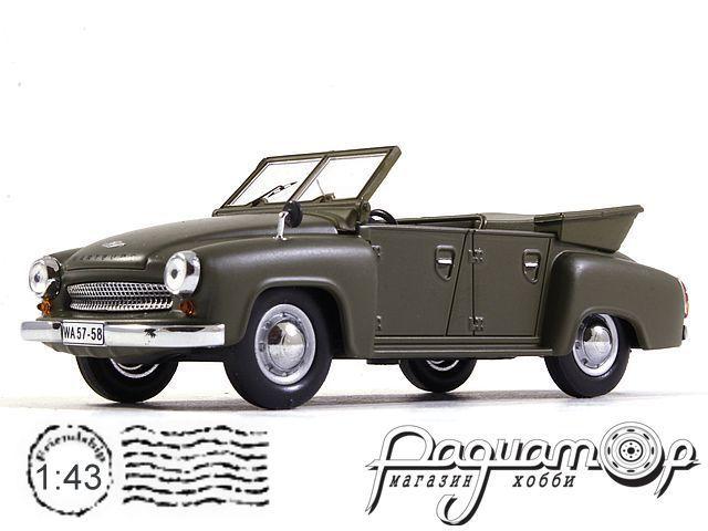 Wartburg 311-4 Kubel (1957) IST165