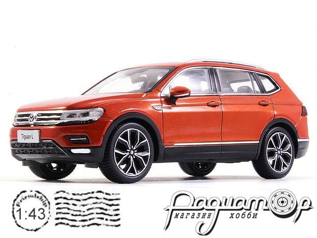 Volkswagen All New Tiguan L (2017) 915293