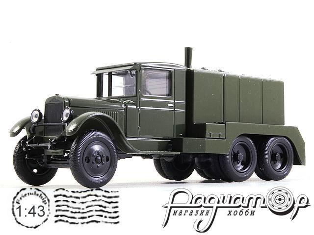 ЗиС-6 Водо-маслозаправщик (1933) H910